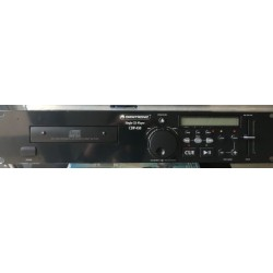 OMNITRONIC CDP-430 Single-CD-Player